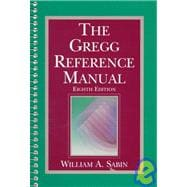 The Gregg Reference Manual/Indexed