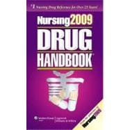 Nursing2009 Drug Handbook with Web Toolkit