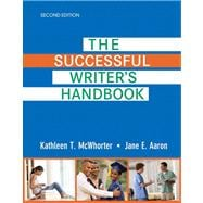 Successful Writer's Handbook, The Plus NEW MyCompLab with eText -- Access Card Package