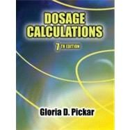 Dosage Calculations (Book with CD-ROM)