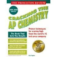 Princeton Review: Cracking the AP: Chemistry, 1999-2000 Edition