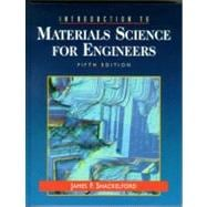 Introduction to Materials Science for Engineers