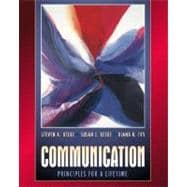 Communication : Principles for a Lifetime (With Interactive Companion Pin)