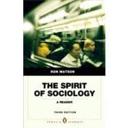 Spirit of Sociology