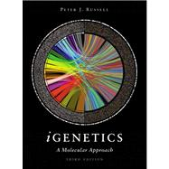 iGenetics A Molecular Approach Plus MasteringGenetics with eText -- Access Card Package