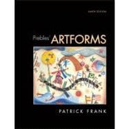 Prebles' Artforms With Myartkit Student Access Code Card