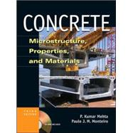 Concrete : Microstructure, Properties, and Materials