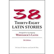 Thirty-Eight Latin Stories