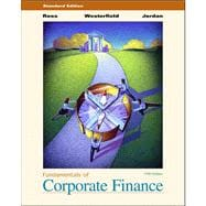 Fundamentals of Corporate Finance: Standard Edition