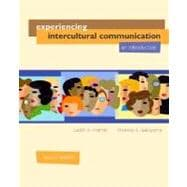 Experiencing Intercultural Communication : An Introduction