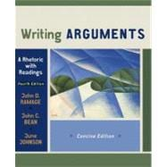 Writing Arguments : A Rhetoric with Readings, Concise Edition