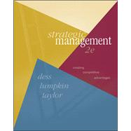 Strategic Management : Creating Competitive Advantages
