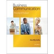 Business Communication: Process & Product PKG