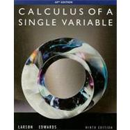 Calculus Single Var Ap Ed 9E