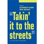 'Takin' It to the Streets' : A Sixties Reader