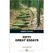 Fifty Great Essays Plus NEW MyCompLab -- Access Card Package
