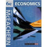 Economics With Infotrac: A Contemporary Introduction