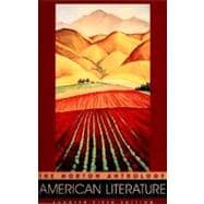 The Norton Anthology of American Literature: Shorter Edition