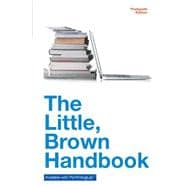 Little, Brown Handbook, The,  Plus MyWritingLab with eText -- Access Card Package