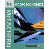 Macroeconomics A Contemporary Introduction Wall Street Journal Edition with Xtra! CD-ROM and InfoTrac College Edition