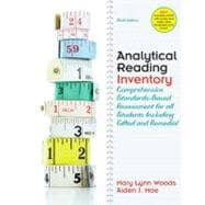 Analytical Reading Inventory : Comprehensive Standards-Based Assessment for All Students Including Gifted and Remedial