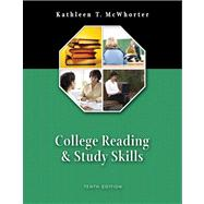 College Reading and Study Skills (with MyReadingLab) Value Package (includes Pearson Student Planner)