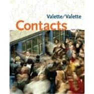 Contacts: Langue et culture françaises, 8th Edition