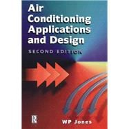 Air Conditioning Application and Design 9780415502931R