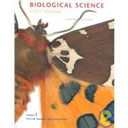 Biological Science Vol. 1 : The Cell, Genetic, and Development