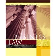 Business Law: Principles and Practices