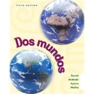 Dos mundos (Student edition w/ Listening Comprehension CD)