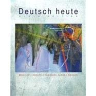 Deutsch heute: Introductory German, 9th Edition