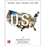 US: A Narrative History with Connect Plus 2 Term Access Card