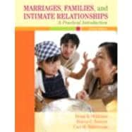 Marriages, Familiesd Intimate Relationships : A Practical Introduction Value Package (includes RELATE and READY User's Guide)