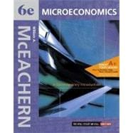Microeconomics A Contemporary Introduction Wall Street Journal Edition with Xtra! CD-ROM and InfoTrac College Edition
