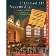 Intermediate Accounting Updated