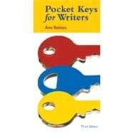 Pocket Keys for Writers 2009