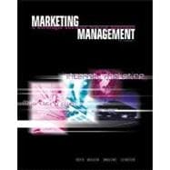 Marketing Management: A Strategic, Decision-Making Approach (w/GAMAR Software)