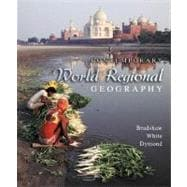 Contemporary World Regional Geography w/World Issues CD-ROM