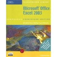 Microsoft Office Excel 2003, Illustrated Introductory, CourseCard Edition