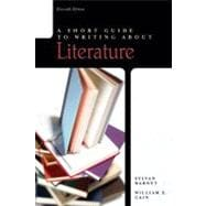 Short Guide to Writing About Literature, A