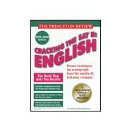 Cracking the SAT II : English: 1999-2000 Edition