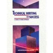 Technical Writing for Success A School-to-Work Approach