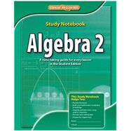 Algebra 2, Study Notebook