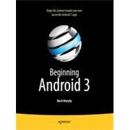 Beginning Android 3 9781430232971R