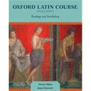 Oxford Latin Course, College Edition Readings and Vocabulary