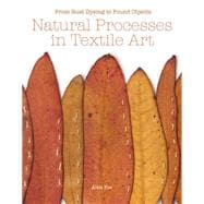 Natural Processes in Textile Art From Rust-Dyeing to Found Objects