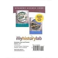 MyHistoryLab with Pearson eText -- Standalone Access Card -- for America Past and Present, Volumes 1 and 2
