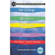 Supplement: College Writer's Reference, The, with 2001 APA Guidelines - College Writer's Reference w