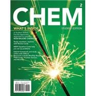 CHEM 2 Chemistry in Your World (with OWLv2 24-Months Printed Access Card)